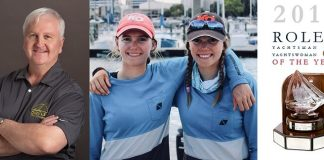 Rolex Yachtsman, Yachtswomen Of The Year Announced