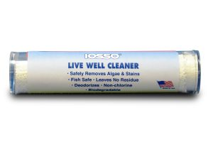 Live-Well Odor Control
